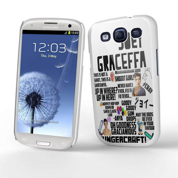 Joey Graceffa Collage for Samsung Galaxy S3
