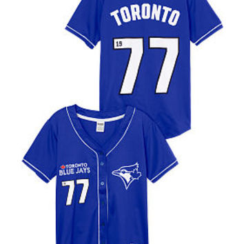 Toronto Blue Jays Game Day Jersey - PINK - Victoria's Secret