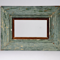 Antique Beadboard Frame Reclaimed New by restorationharbor