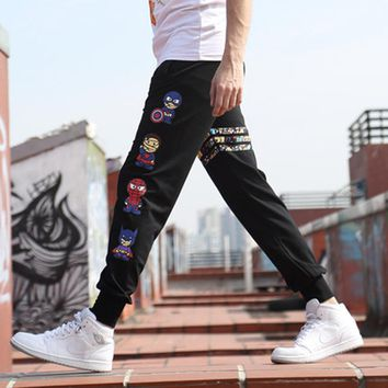Tactical Pants Men Plus Big Size Mens Pants Casual Fashion Military Clothing Legends Harem Pants Cotton Hot 2017 40E0004
