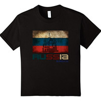 Euro 2016 Russia National Soccer Team T-Shirt
