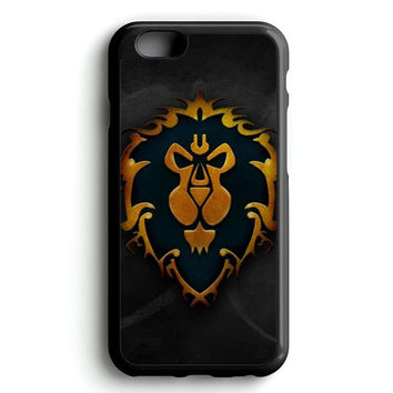WORLD OF WARCRAFT ALLIANCE WOW ZOMBIE iPhone 4s iphone 5s iphone 5c iphone 6 Plus Case | iPod Touch 4 iPod Touch 5 Case