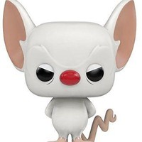 Funko Pop Animation: Pinky & The Brain - The Brain Vinyl Figure