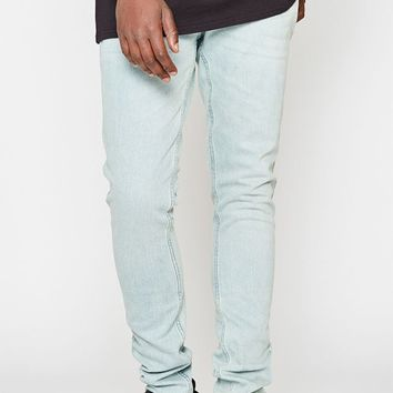PacSun Stacked Skinny Comfort Stretch Light Jeans at PacSun.com