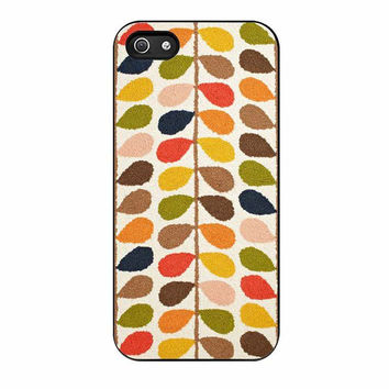 orla kiely rug cases for iphone se 5 5s 5c 4 4s 6 6s plus