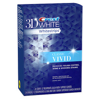 Crest 3D White Whitestrips Teeth Whitening Kit, Classic Vivid | Walgreens