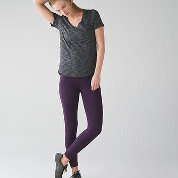 time to shine tight | yoga & running pants | lululemon athletica
