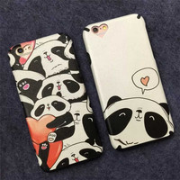 On Sale Iphone 6/6s Hot Sale Stylish Cute Hot Deal Cats Apple Iphone Cartoons Phone Case [6034062593]