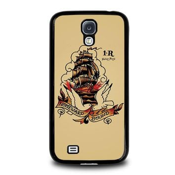 SAILOR JERRY Samsung Galaxy S4 Case Cover