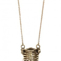 Ribcage Necklace - What's New | GYPSY WARRIOR