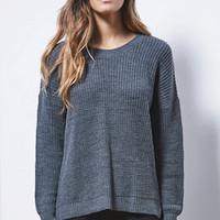 LA Hearts Basic Crew Neck Pullover Sweater at PacSun.com