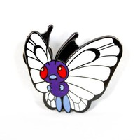 Butterfree pin