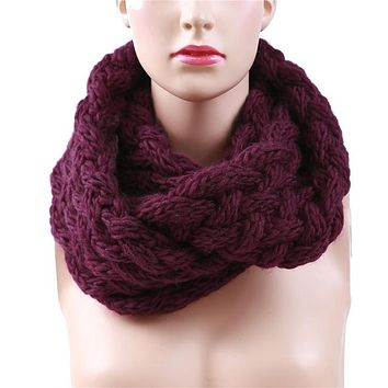Infinitee® Cable Knit Scarf