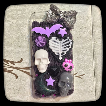iPhone 5/5s whipped creepy cute phone case. Ready to ship!