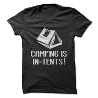 Camping Is In Tents