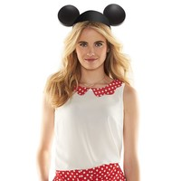 Disney's Minnie Mouse a Collection by LC Lauren Conrad Polka-Dot Top