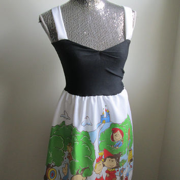 Charlie Brown & The Peanuts Gang Dress