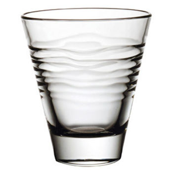 Majestic Gifts E61900-S6 Quality Glass Double Old Fashioned Tumbler 13 oz. Set of 6