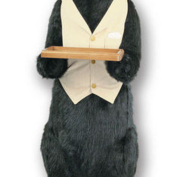 Butler Party Bear by Ditz Designs