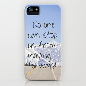 No one can... iPhone Case by Irène Sneddon
