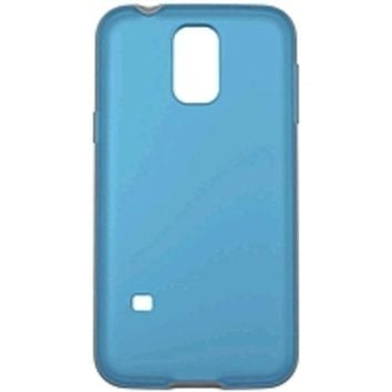 Belkin Air Protect Grip Candy SE Protective Case for Galaxy S5 - Smartphone - Topaz, Gravel - Tint - Plastic