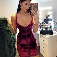 Kayla night out dress