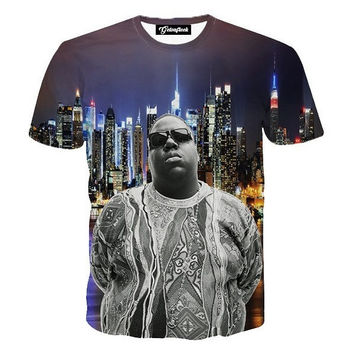 Biggie Smalls City Tee
