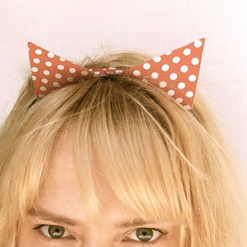 Cat Ears headband, woman headbands, hair accessories woman, unique, , unique headbands