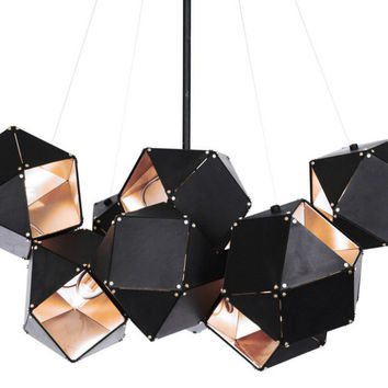 Welles Central Chandelier by Gabriel Scott