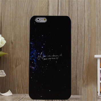 Galaxy Print iPhone 5/5S/6/6S/6 Plus/6S Plus Case