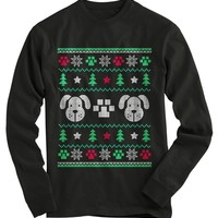 Doggy Ugly Christmas Sweater