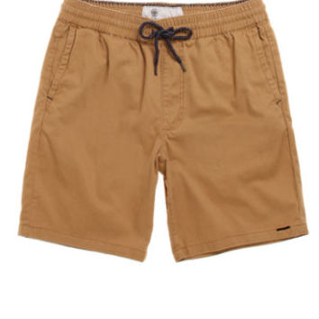On The Byas Will Twill Jogger Shorts at PacSun.com