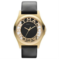Marc Jacobs Henry Skeleton MBM1246 Watch