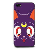Sailor Moon LUNA Kawaii Cat iPhone 5 | 5s Case