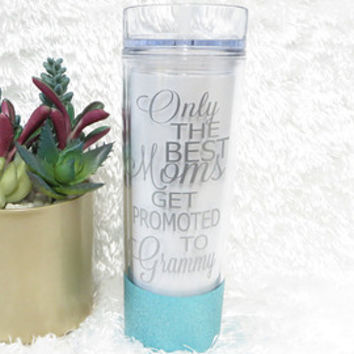Amazing, Strong, Happy, Selfless, Graceful, Mother * Personalized cup * Custom tumbler * Glitter Dipped * Birthday gift * Mothers day gift *
