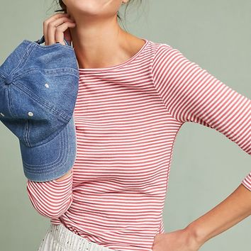 Montauk Striped Top