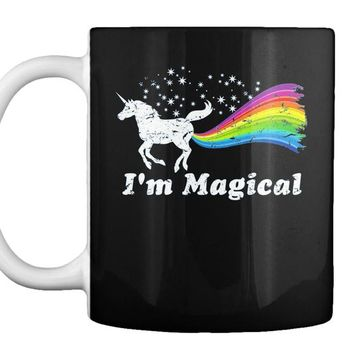 I M Magical Farting Rainbow Unicorn Shir