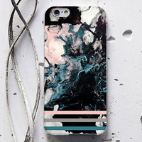 Black Marble Phone Case S6 Case Phone iPod Case 6s iPhone Case Phone iPhone 6 Case iPhone 5s Case iPhone 6 Plus Case iPhone 5 iPhone Se 115