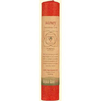 Aloha Bay Chakra Pillar Candle - Red - 8""