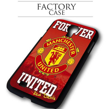 Forever Manchester United iPhone for 4 5 5c 6 Plus Case, Samsung Galaxy for S3 S4 S5 Note 3 4 Case, iPod for 4 5 Case