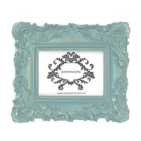 Supermarket: Antique Turquoise Picture Frame from John Murphy