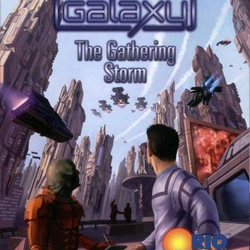 Race for the Galaxy: Gathering Storm