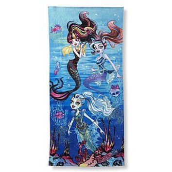 Kids, Toddlers, Monsters High Beach Towel