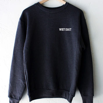 West Coast Oversized Sweater