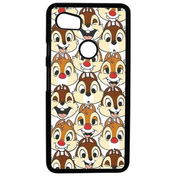 Chip And Dale Google Pixel 2XL Case
