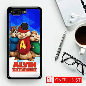 Alvin And The Chipmunks R0317  OnePLus 5T / One Plus 5T Case
