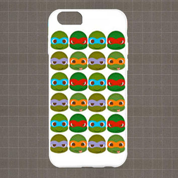 TEENAGE MUTANT NINJA turtles iPhone 4/4S, 5/5S, 5C Series Hard Plastic Case