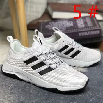 Adidas NEO Fashion new mesh running sports men leisure shoes