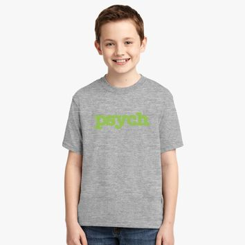 Psych Design Youth T-shirt