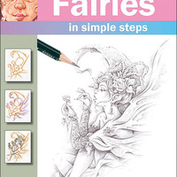 How To Draw Fairies Search Press Book